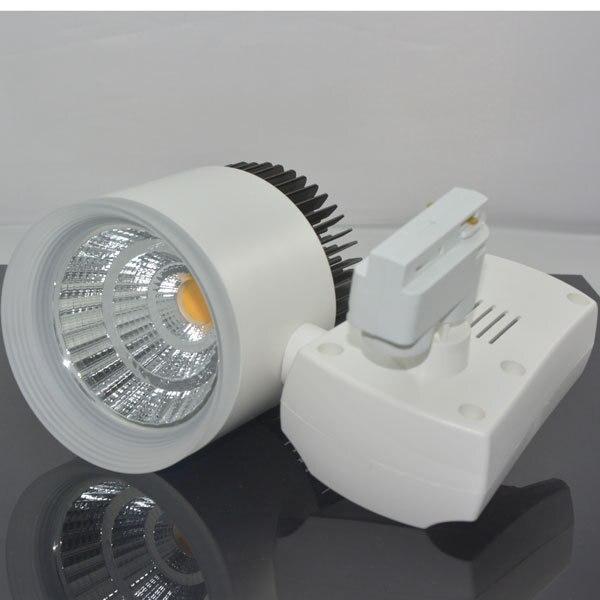 30w Led Track Lighting Fixtures: 30W Led Track Light Episar Chip COB LED Track Lamp Spot