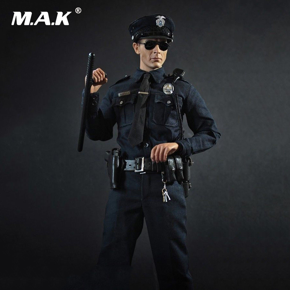 1/6 LAPD Patrol Police Officer Austin MA1009 Full Set Action Figure