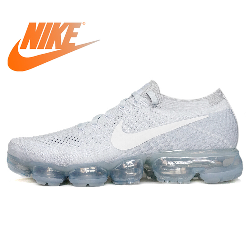 Nike Air VaporMax Flyknit Mens Running Shoes Outdoor Sneakers Designer Elastic Wearable Comfort New Products 849558-004Nike Air VaporMax Flyknit Mens Running Shoes Outdoor Sneakers Designer Elastic Wearable Comfort New Products 849558-004