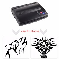 Professional Stencil Tattoo transfer machine Thermal transfer paper Kits accesories Gun
