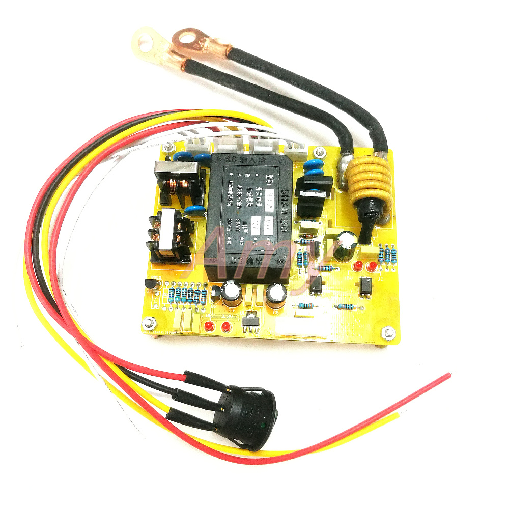 Electric Welding Machine Circuit Board General Type Ws Thyristor On Dc Diagram Argon Arc Modified Cold Color Spot Imitation Laser