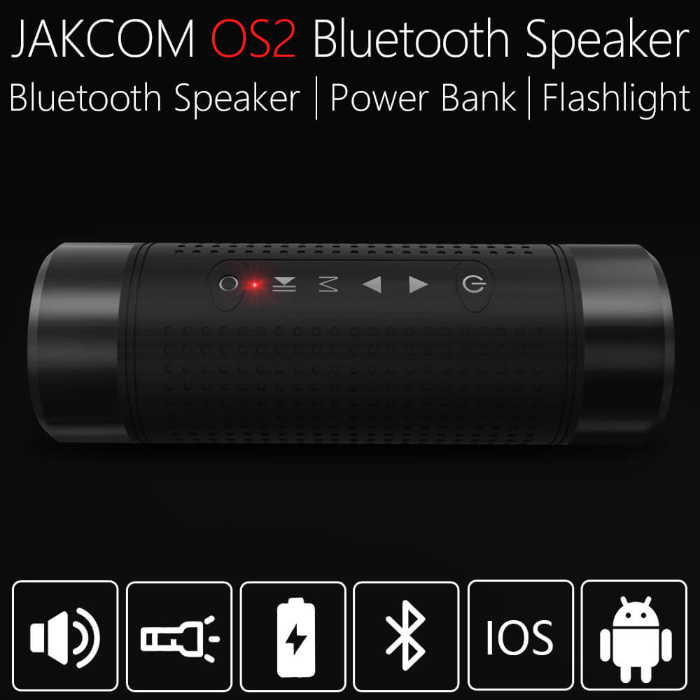 Portable Jakcom OS2 Outdoor Bluetooth <font><b>Speaker</b></font> Waterproof 5200mAh Power Bank Bicycle Subwoofer Bass <font><b>Speaker</b></font> LED light+<font><b>Bike</b></font> <font><b>Mount</b></font> image
