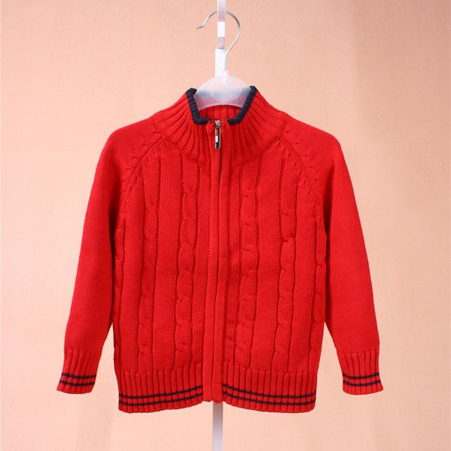 Nueva Marca de alta Calidad Suéter del bebé del suéter de los niños ropa polos suéteres niños prendas de vestir exteriores del suéter de la Muchacha 1187921134