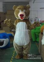 brown lotso bear mascot suit cartoon costume fancy dress costumes adult costume custom mascot