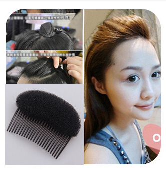 Free Shipping Womens Bangs Puff Paste Hairbands Hairstyle Hairpins Hair Accessories