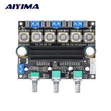Aiyima TPA3116D2 Subwoofer Amplifier Board HIFI Digital 2 1 Channel Amplifier 10 25V