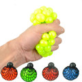 New Vent Grape Ball Venting Toy Funny Goods Decompression Tricky Toys Squeeze Ball Halloween April Fools' Day Gifts