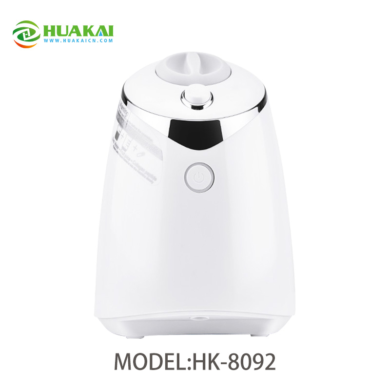 Natural Fruit and Vegetable Facial Mask Machine Super Safe Healthy Absorb Faster Better for Skin Easy to Operate diy natural face mask machine automatic fruit facial mask maker vegetable collagen mask english voice machine face skin care