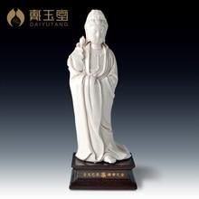Dai Yutang Dehua porcelain crafts master Su Qinghe master works/Lin Kwan-Yin D29-10 наклейки dai