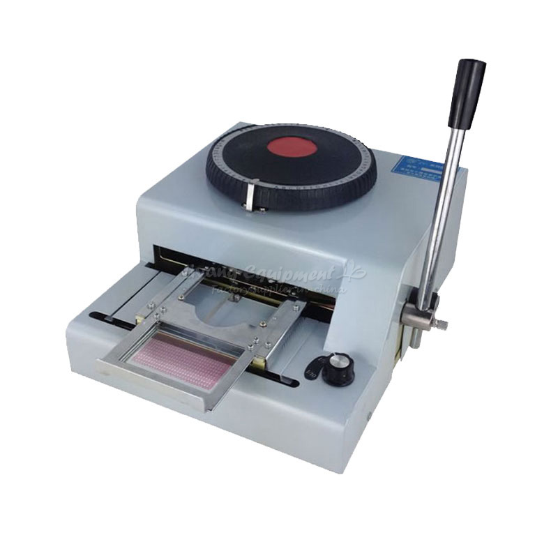 PVC plastic letter code machine ZY-PVC рюкзак pvc