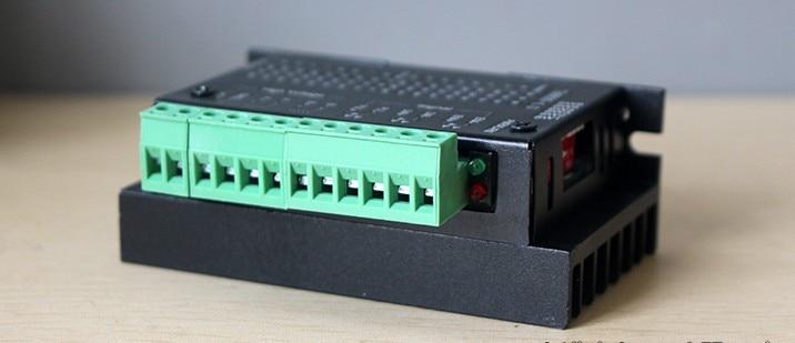 TB6600 upgrade version NEMA 17/23 stepper motor driver 16 subdivision 4A tb6600 tb6600hg zip25 50v 5a 16 subdivision stepper motor driver 10pcs free shipping