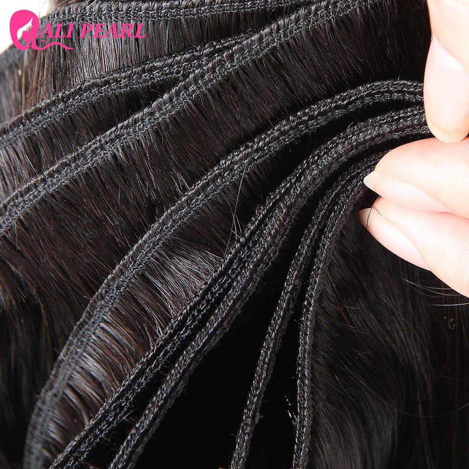 Волосы alipearl свободные волнистые в наборе перуанские накладные волосы пучки человеческих волос Уток 1 и 3 и 4 пучка 8-26 дюймов remy наращивание волос