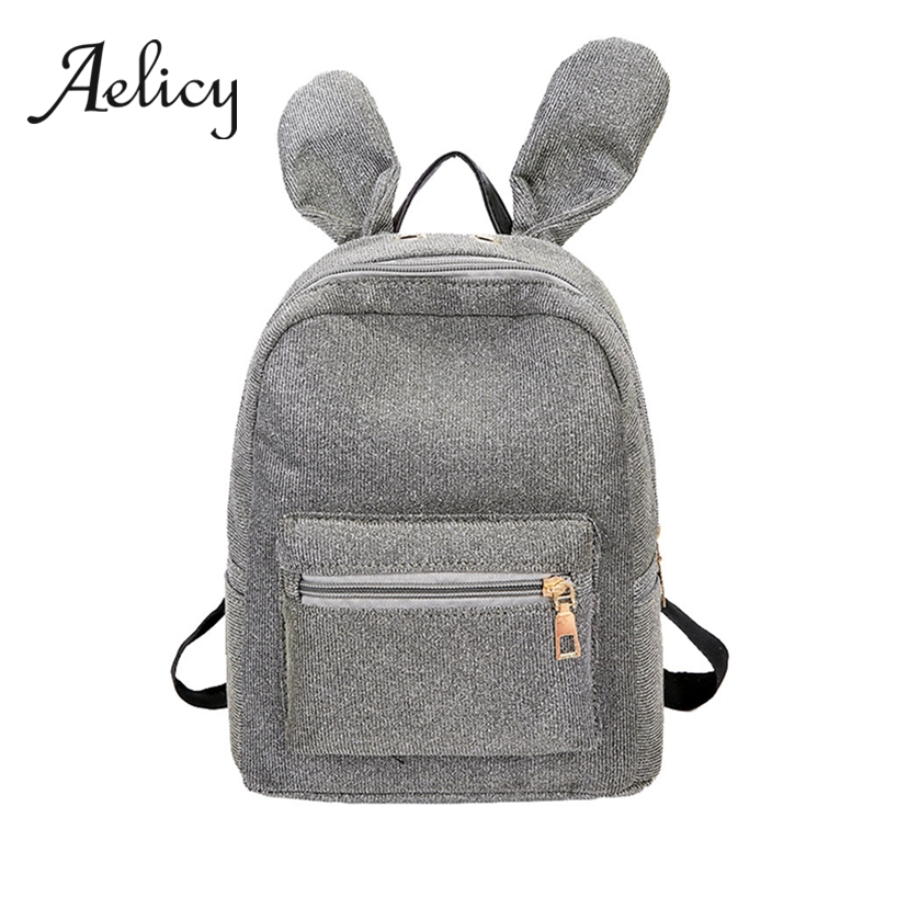 Aelicy Fashion Sequins Small Backpack Cute Women PU Leather Single Shoulder Bag Lady New Design Satchel Female 2019Aelicy Fashion Sequins Small Backpack Cute Women PU Leather Single Shoulder Bag Lady New Design Satchel Female 2019