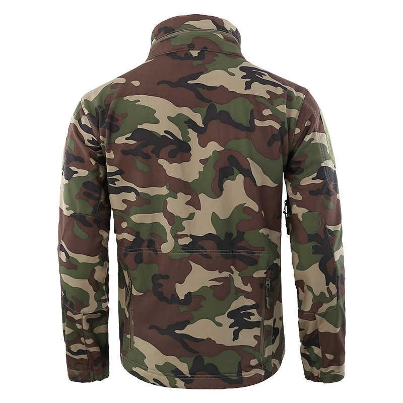 Uniforme de camuflaje deportivo al aire libre más monos de terciopelo para hombres que trabajan Softair Airsofts Fuerzas Especiales uniforme militar táctico