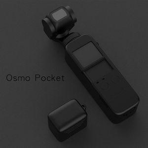 Image 3 - 1 ชุดซิลิโคนป้องกันกรณีเลนส์ผิวสำหรับ DJI OSMO กระเป๋า Gimbal กล้องชุดอุปกรณ์เสริม