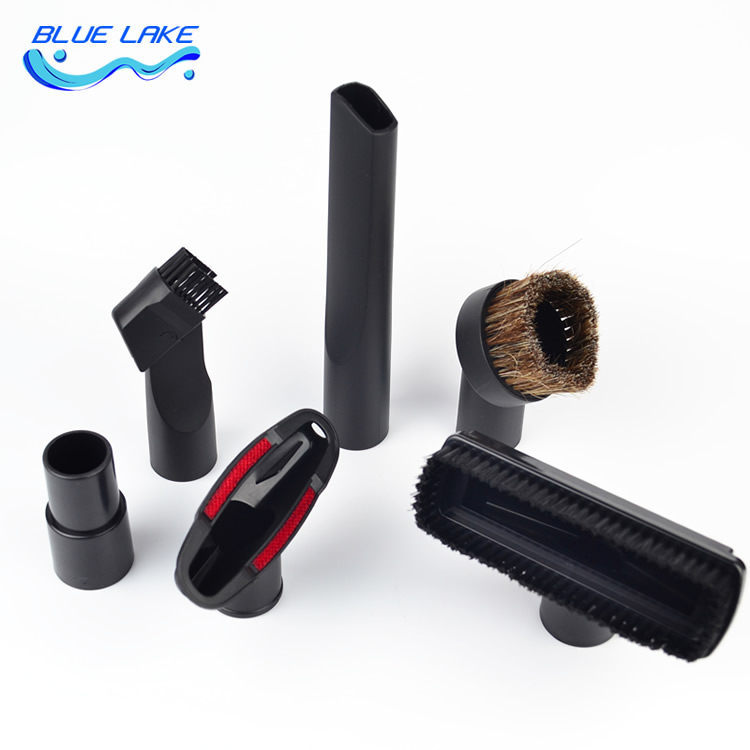 Aspirateur buse ensembles, brosse ronde, plat tête d'aspiration, Adaptateur, Efficace et pratique, intérieure 32mm/35mm, pièces pour aspirateur