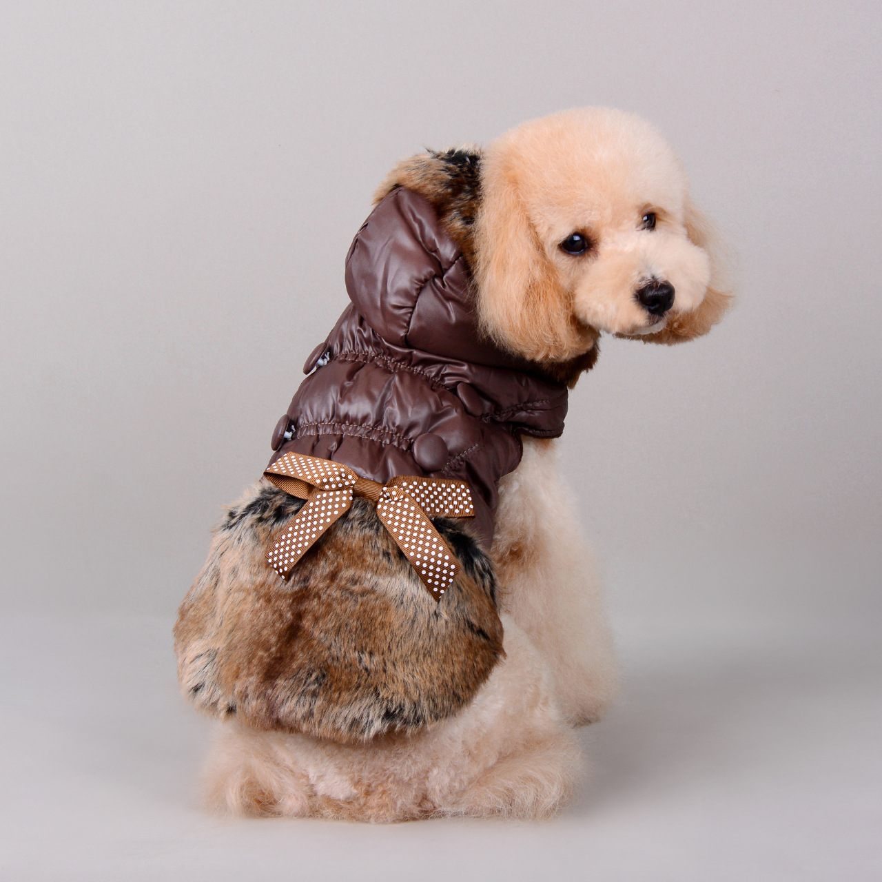 Dogs Cat Clothes Pets Apparel Puppy Dog Clothing Warm Coat Hoodie Jacket