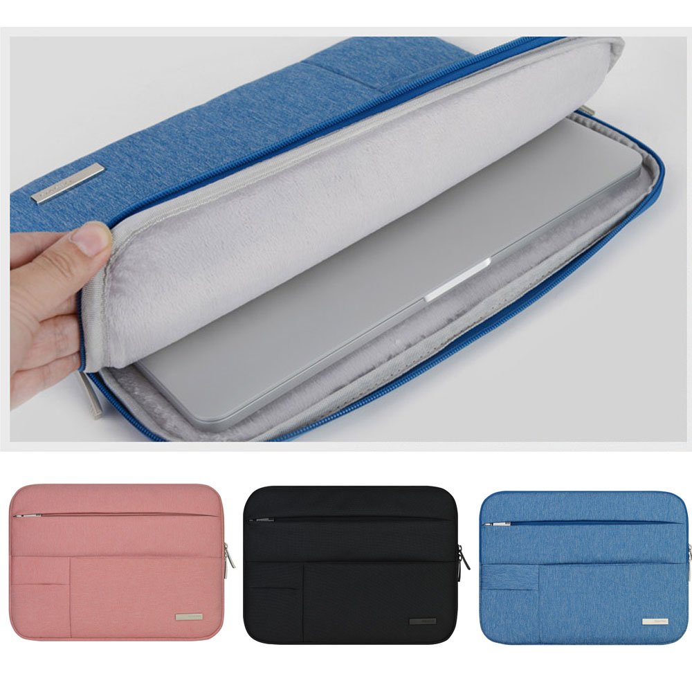 Solid PVC Top Quality Woolfelt protective Cover Case 11 13 for apple macbook Air Pro Retina +rainbow logo laptop sticker