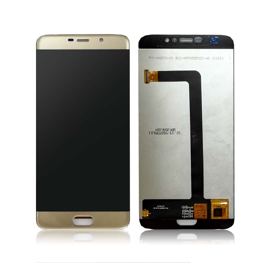 Black/Blue/Gold For Elephone S7 LCD Display and Touch Screen Assembly Screen Dig