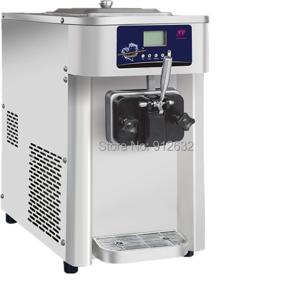 19 22L/h Hot sale home and business soft ice cream machine Stainless steel ice cream maker