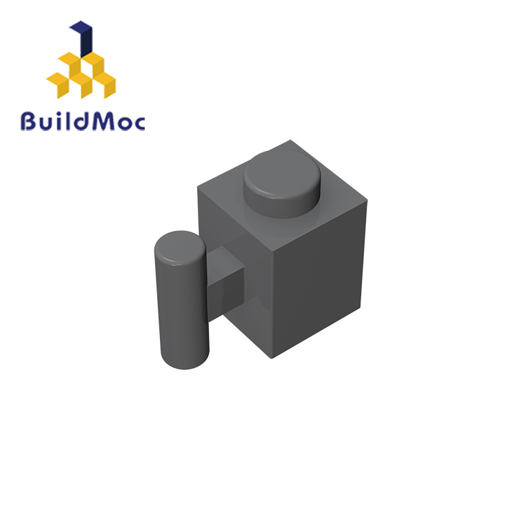 BuildMOC 2921 28917  1x1 Technic Changeover Catch For Building Blocks Parts DIY  Educational Creative Gift Toys