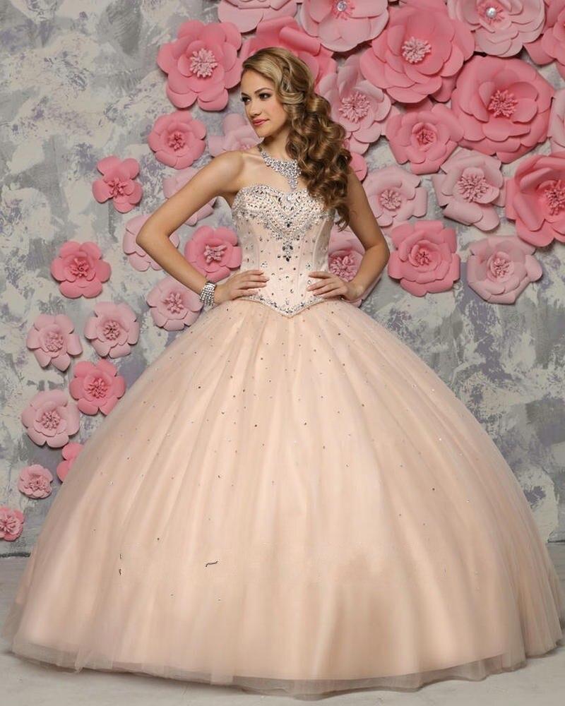 Vintage Quinceanera Dresses