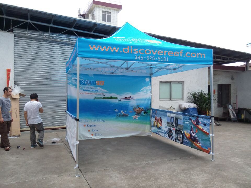 2016 outdoor promotion advertising aluminum hexagonal pop up expo china marquee tents on Aliexpress.com | Alibaba Group & 2016 outdoor promotion advertising aluminum hexagonal pop up expo ...