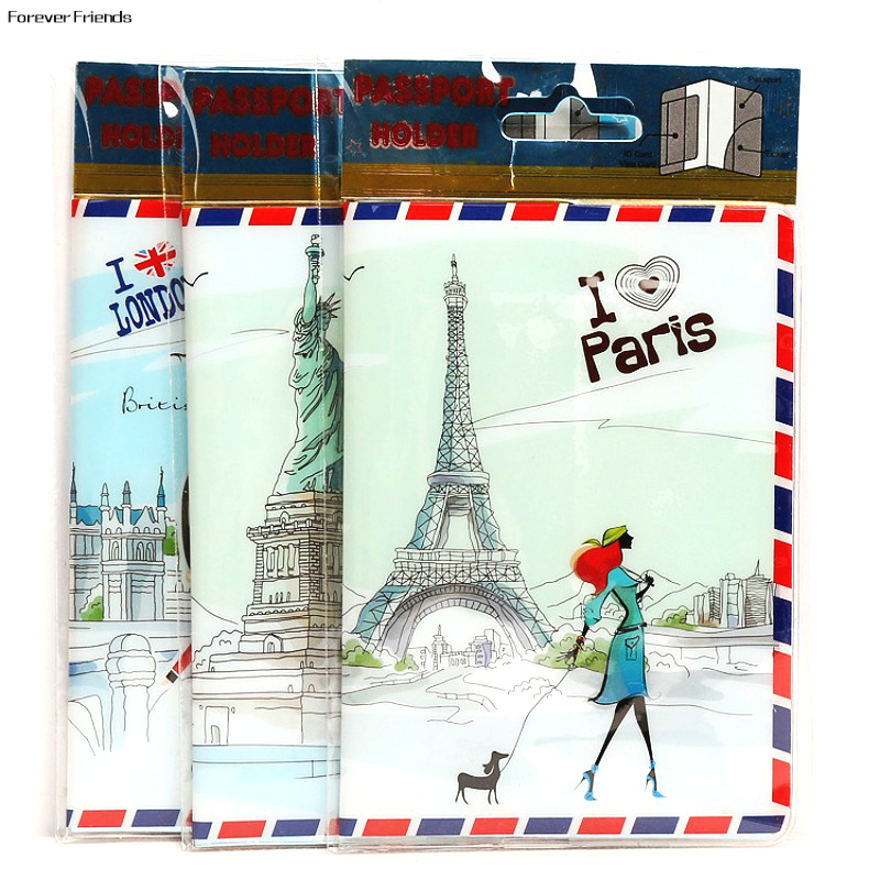 Map design  Passport Holder Leather Passport Cover Passport Package Travel Card Holder Bag for travel with size14*9.6cm