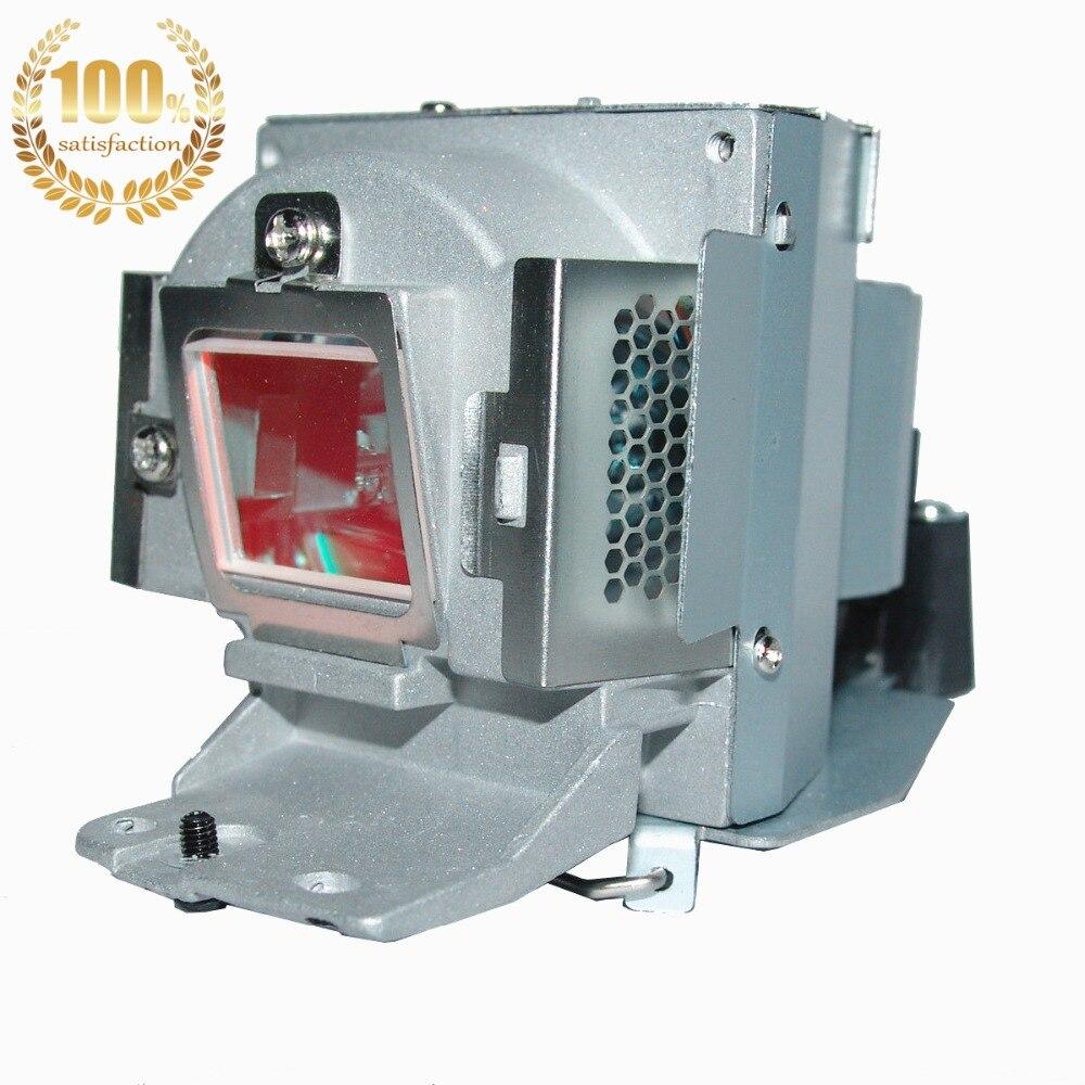 WoProlight Lámpara de repuesto con carcasa VLT-EX240LP para - Audio y video casero