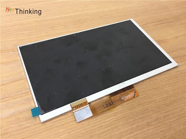 NeoThinking LCD Affichage Pour Digma Optima E7.1 3G TT7071MG/Texet TM-7053 LCD Écran Matrice Remplacement Panneau LIVRAISON GRATUITE