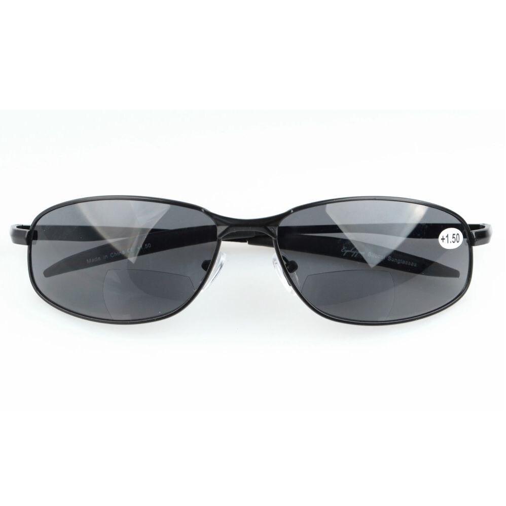 S15003 Bifokale Eyekepper-Sonnenbrille mit Metallrahmen für den - Bekleidungszubehör - Foto 4