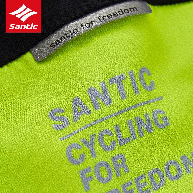 Anticiklista Santic Biçikletë për burra çiklizëm Mtb Jersey Mtb - Çiklizmit - Foto 5