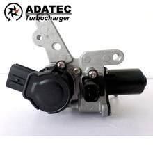 VB37 Turbocharger Vacuum 1720851011 Electronic actuator 17208-51011 Turbo wastegate for C-Rail with 1VD-FTV VDJ76/78/79 Engine