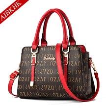 купить Luxury Handbags Women Bags Designer Bag Famous Brand Women Bag 2019 Women Leather Handbag Sac a Main Femme Ladies Hand Bags дешево