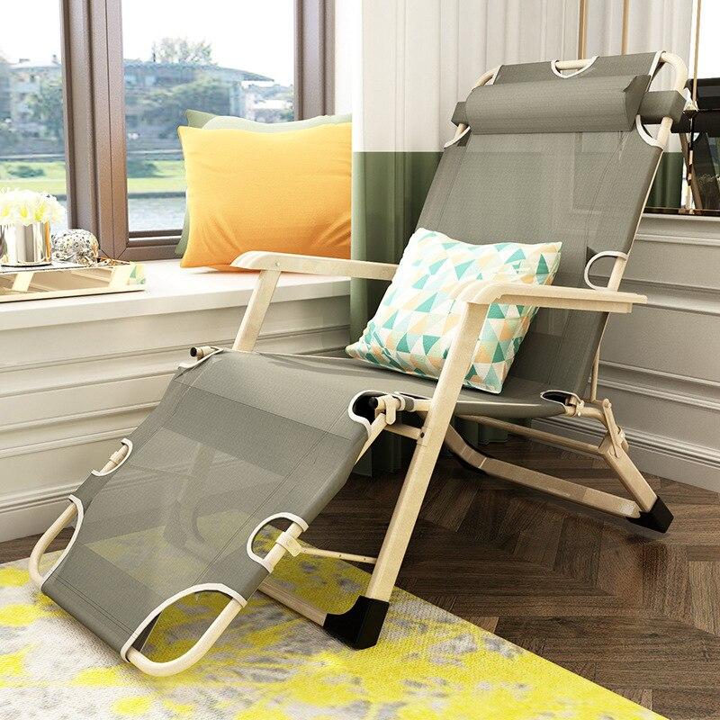 Купить folding deck chairs office lunch nap simple в интерне.