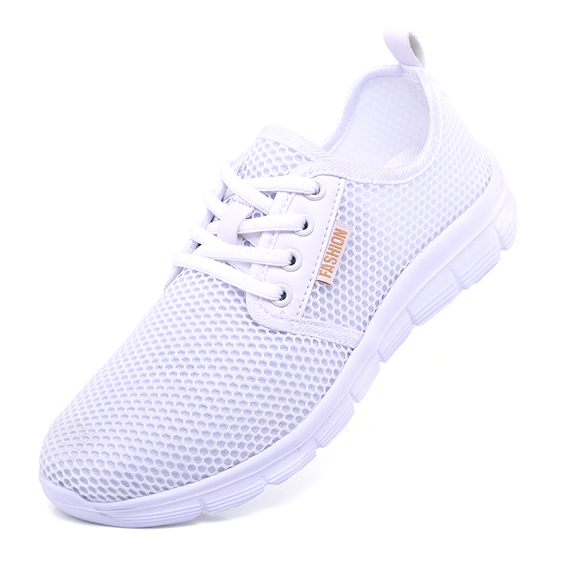 2018 New Summer Women Light Sneakers  Breathable Mesh Female Running Shoes Mens Trainers Walking Outdoor Sport Comfortable2018 New Summer Women Light Sneakers  Breathable Mesh Female Running Shoes Mens Trainers Walking Outdoor Sport Comfortable