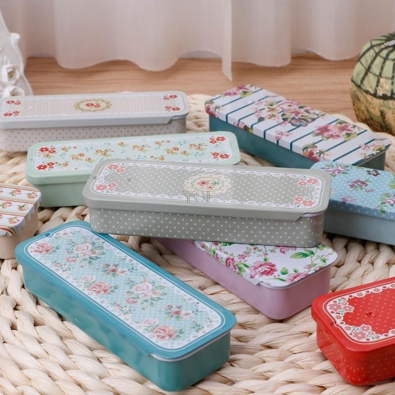 Boxs Container Storage-Box Pill-Cases Xylitol Rectangular Mini Wedding-Jewelry Portable
