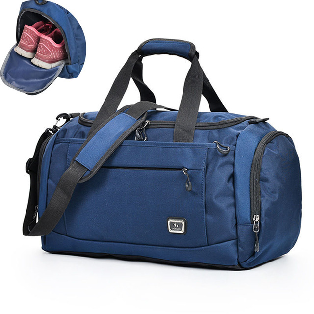 Waterproof Large Gym Bags Travel Outdoor Shoulder Bag Handbags Sports Duffel For Men Crossbody Journey Fitness