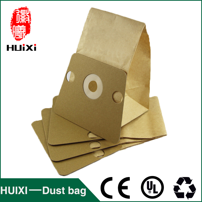 Double Filter Paper Dust Bags Vacuum Cleaner chenge Bags With Good Quality Replacement For RO121  RO400  RO410 etc