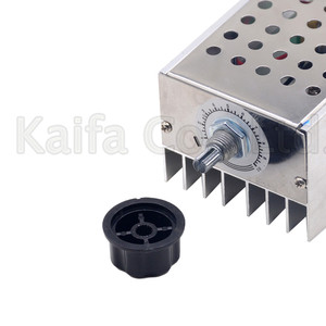 Image 2 - 10000 W High Power SCR BTA10 Electronic Voltage Regulator Speed Controller Electronic Dimmer