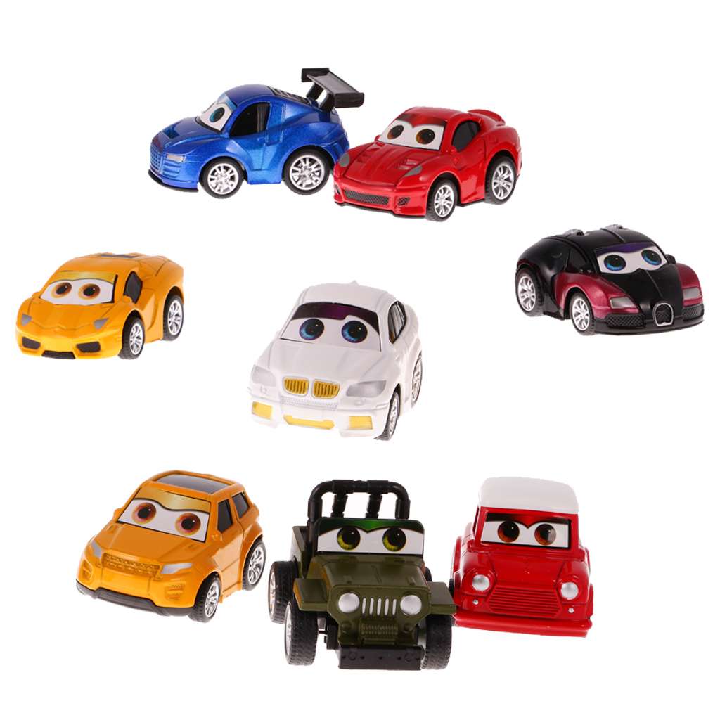 Mini Vehicles  Piece Gift Set Cars