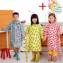 Children Raincoat Kids Cute Capa De Chuva Infantil Waterproof Japan Child Rain coat Cover Poncho Rainwear Hooded Impermeable