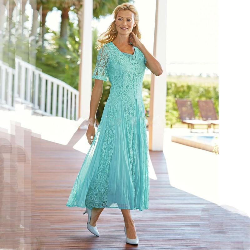 Vestido De Madrinha 2017 Plus Size Mother Of Bride Dresses