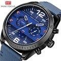 MINIFOCUS мужские часы Топ люксовый бренд спортивные часы мужские кварцевые наручные часы Мужские часы MF0068G.04