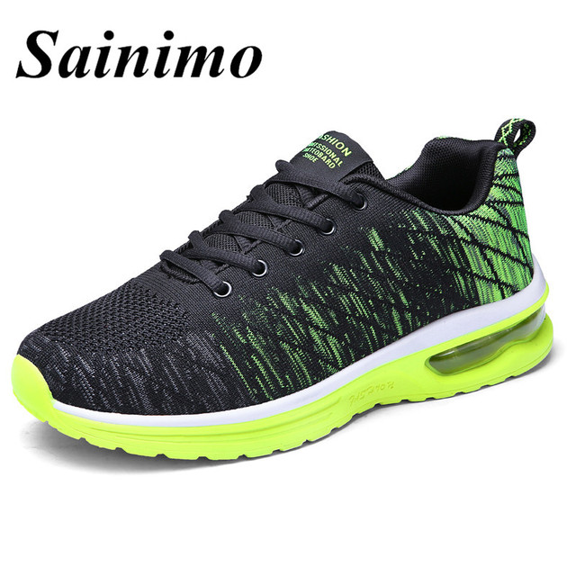 Running Shoes Men Trainers Breathable Men Gym Shoes 2018 Summer Boys  Athletic Shoe Women Sneakers Lover outdoor training sneaker fa9e22482a