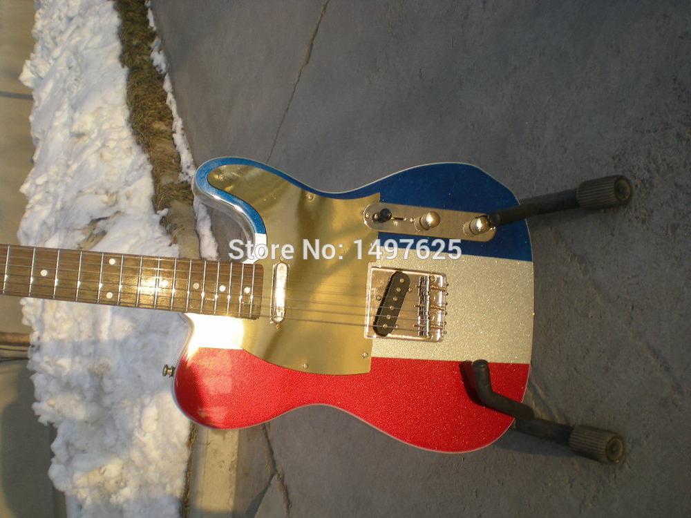 Бесплатная доставка Оптовая продажа Новый TL Custom Shop гитары разных цветов/OEM Гитары/Гитары в Китае