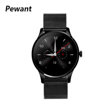 Pewant K88H Smart Watch Track Wristwatch Bluetooth Heart Rate Monitor Pedometer Dialing Smartwatch Phone For Android IOS
