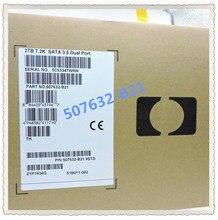 507632-B21 508040-001 SATA 2 ТБ обеспечить новый в оригинальной коробке. Обещано отправить в течение 24 часов