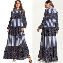 51063b45d7d Point Caftan Abaya Robe dubaï Hijab Robe musulmane Caftan Ramadan Abayas  vêtements arabes femmes Jilbab Elbise