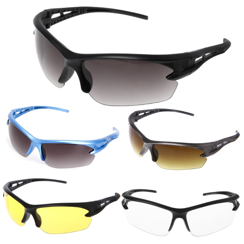 Motorcycle Ski Snowboard Dustproof Sunglasses Eye Glasses Lens Frame Goggles New two tone frame round lens sunglasses